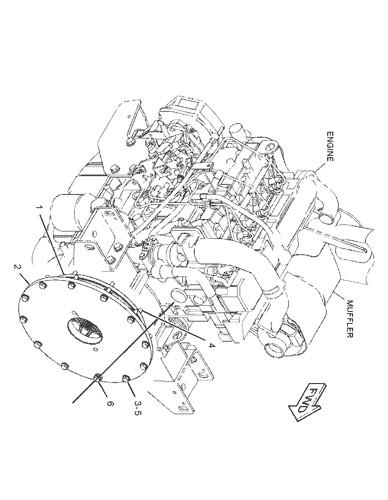 ASV 0702-195 Reman Hydraulic Final Drive Motor
